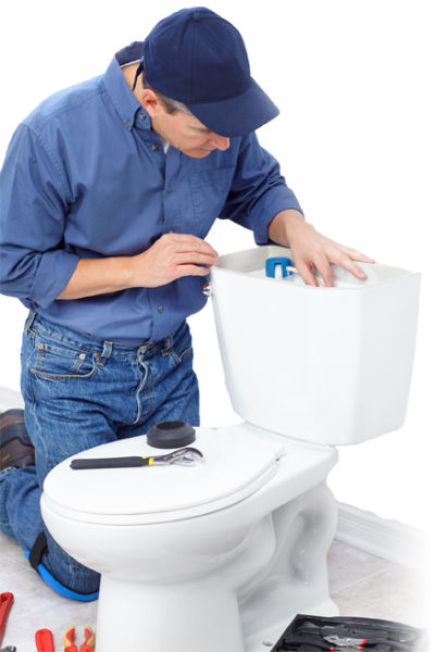 Your Plumber OKC Toilet Repairs